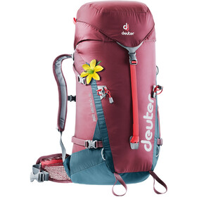 Deuter Gravity Expedition 42+ SL Rucksack Damen maron/arctic
